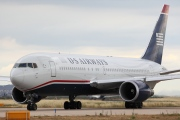 N246AY, Boeing 767-200ER, US Airways