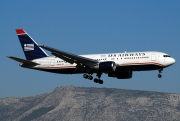 N251AY, Boeing 767-200ER, US Airways