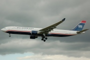 N273AY, Airbus A330-300, US Airways