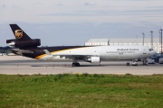 N281UP, McDonnell Douglas MD-11-F, UPS Airlines