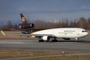 N287UP, McDonnell Douglas MD-11-F, UPS Airlines