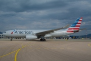 N288AY, Airbus A330-200, American Airlines