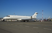 N302AK, Bombardier Global Express, Private