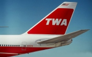 N305TW, Boeing 747-200B, TWA - Trans World Airlines