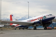 N30TN, Douglas C-117D, Trans Northern Aviation