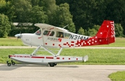 N314M, American Champion 8GCBC Scout, Private