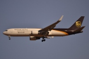 N317UP, Boeing 767-300ERF, UPS Airlines