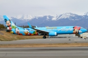 N318AS, Boeing 737-900, Alaska Airlines