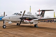 N352BC, Beechcraft C-12U Huron, L-3 Communications