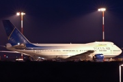 N361FC, Boeing 747-200B(SF), Focus Air