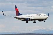 N3760C, Boeing 737-800, Delta Air Lines