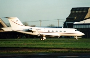 N378HC, Gulfstream III, Private