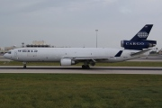 N384WA, McDonnell Douglas MD-11-F, World Airways Cargo