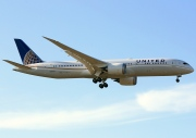 N38950, Boeing 787-9 Dreamliner, United Airlines