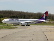 N391HA, Airbus A330-200, Hawaiian Airlines
