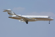 N393BZ, Bombardier Global Express, Private