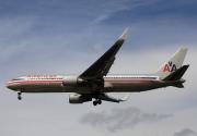 N399AN, Boeing 767-300ER, American Airlines