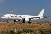 N410JR, Boeing 757-200, Sky Wings