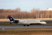 N420AW, Bombardier CRJ-200ER, US Airways Express