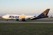 N429MC, Boeing 747-400SF, Atlas Air