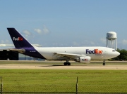 N435FE, Airbus A310-200, Federal Express (FedEx)