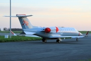 N446LJ, Bombardier Learjet 75, Private