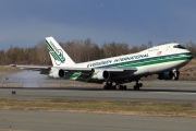 N470EV, Boeing 747-200C, Evergreen International Airlines