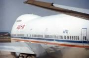 N4712U, Boeing 747-100(SF), Kabo Air