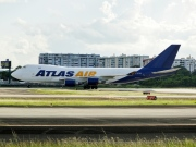 N475MC, Boeing 747-400F(SCD), Atlas Air