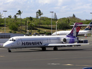 N486HA, Boeing 717-200, Hawaiian Airlines