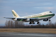 N490EV, Boeing 747-200F(SCD), Evergreen International Airlines
