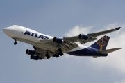 N498MC, Boeing 747-400F(SCD), Atlas Air