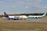 N499MC, Boeing 747-400F(SCD), Atlas Air