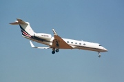 N502QS, Gulfstream V, NetJets International