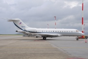 N50XC, Bombardier Global 5000, Private