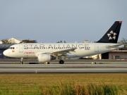 N519AV, Airbus A319-100LR, Avianca