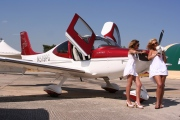 N519PG, Cirrus SR22-GTS, Private