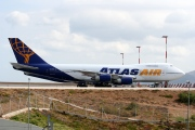 N522MC, Boeing 747-200B(SF), Atlas Air