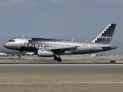 N526NK, Airbus A319-100, Spirit