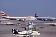 N53110, Boeing 747-100, TWA - Trans World Airlines