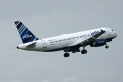 N537JT, Airbus A320-200, JetBlue Airways