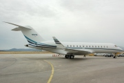 N568M, Bombardier Global Express, Private