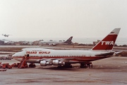 N57202, Boeing 747-SP, TWA - Trans World Airlines