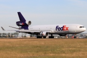 N573FE, McDonnell Douglas MD-11-F, Federal Express (FedEx)