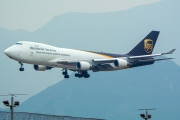 N573UP, Boeing 747-400F(SCD), UPS Airlines