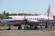 N580HW, Convair CV-580, Honeywell Aerospace