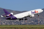 N583FE, McDonnell Douglas MD-11-F, Federal Express (FedEx)