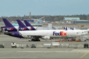 N584FE, McDonnell Douglas MD-11-F, Federal Express (FedEx)