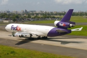 N588FE, McDonnell Douglas MD-11-F, Federal Express (FedEx)
