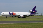N589FE, McDonnell Douglas MD-11-F, Federal Express (FedEx)